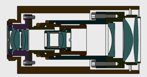 Bruker Lens Assembly