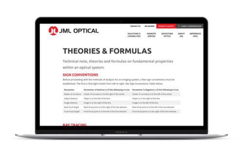 Theories And Formulas Screen Shot